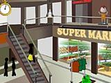 Стикмен: убийство в торговом центре