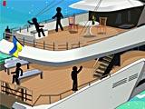 Стикмен: смерть на яхте