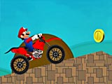 Супер Марио: мото соревнование