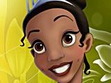 Принцесса Тиана: макияж