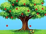 Поймайте яблоки