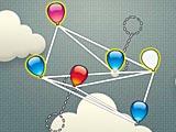 Клубок воздушных шаров