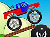 Марио: езда монстра-грузовика
