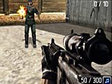 Зона войны 3Д: первый удар