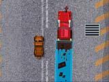 Гонка грузовика ADS