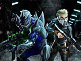 Атака команды инопланетян
