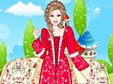 Рококо: принцесса Барби
