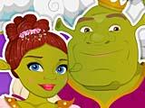 Фиона и Шрек: свадебная подготовка