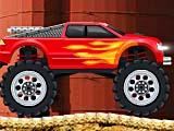 Пламенный грузовик