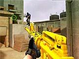 Золотой снайпер