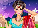 Барби: индийское сари