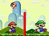 Братья Марио: волейбол