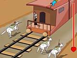 Перестрелка в поезде
