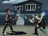 убийца зомби играть бесплатно