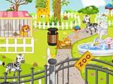 Зоопарк: уборка