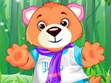 Одень медведя