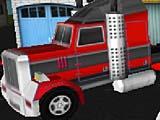 18-колесный 3Д
