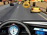 3Д скоростной водитель