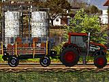 4-х колесный трактор: состязание