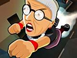 Злая бабушка: бросок
