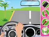 Барби: безделье за рулем