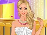 Барби: выпускной макияж
