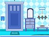 Голубая комната: побег