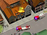 Пожарная станция 3Д