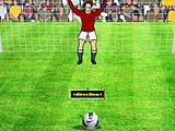 Футбольный удар и очки