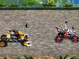 Лего чима гонки чимацикл