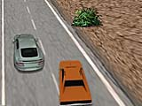 3Д гонка мощных авто