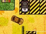 Бумажный автомобиль: парковка