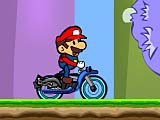 Марио: комбо байкер