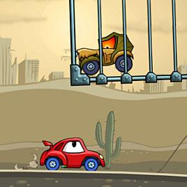 Машина ест машину 2 делюкс