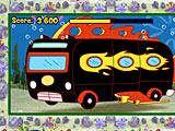 Атлантический автобус Губки Боба