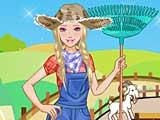 Барби-фермер