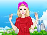 Большие топы Барби (Barbie's Oversized Tops Dress Up)