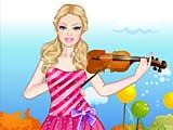 Барби-скрипачка