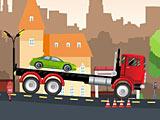 Автомобильный транспортер / Car Transporter
