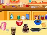 Сливочный кекс: скрытые предметы