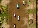 Погоня на грязной дороге (Dirt Road Race)