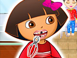 Дора: идеальные зубы (Dora Perfect Teeth)