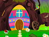 Побег из яичного дома (Egg House Escape)