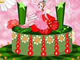 Торт цветочной феи / Fairy Flower Cake