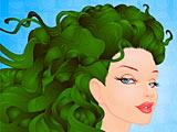 Гламурная красота: макияж (Glam Beauty Makeover)