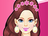 Блеск Барби: макияж / Barbie Glitter Makeup
