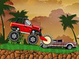 Война в джунглях: вождение