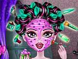 Школа монстров: реальный макияж