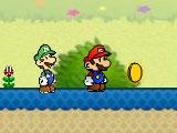 Марио и Луиджи идут домой (Mario And Luigi Go Home)