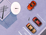 Безумие парковки на крыше / Rooftop Parking Madness